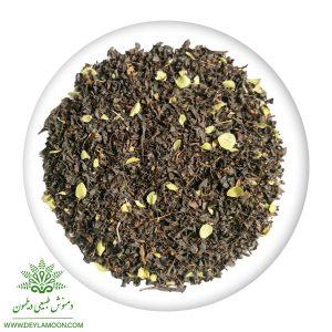 چای سیاه و آویشن دِیلمون بسته 150 گرمی