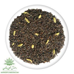 چای سیاه و هل دِیلمون بسته 150 گرمی