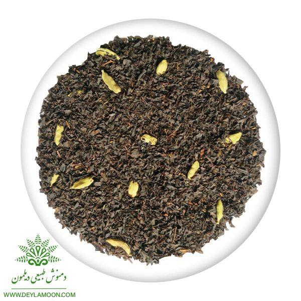 دمنوش چای سیاه و هل سبز
